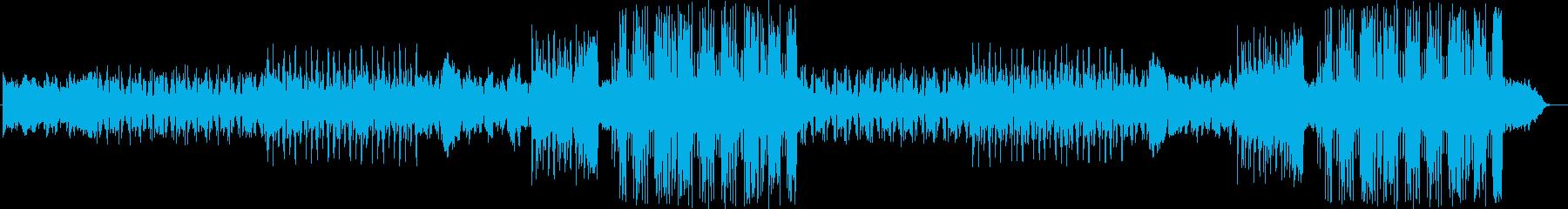 洋楽 Future Pop チルアウトの再生済みの波形