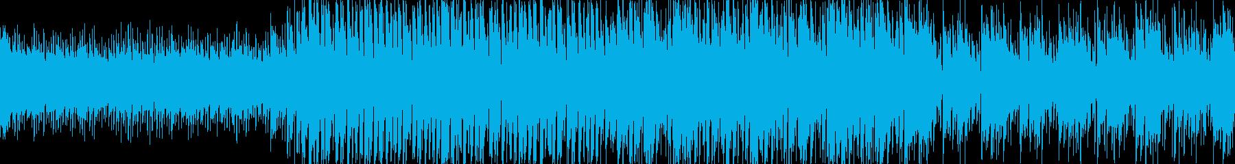 【ループ対応】パズルレーシング【アプリ】の再生済みの波形