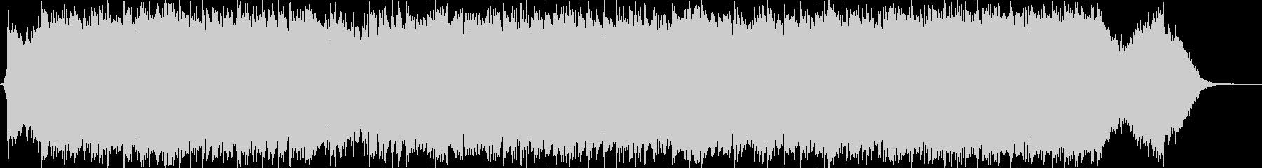 ダークファンタジーオーケストラ戦闘曲60の未再生の波形