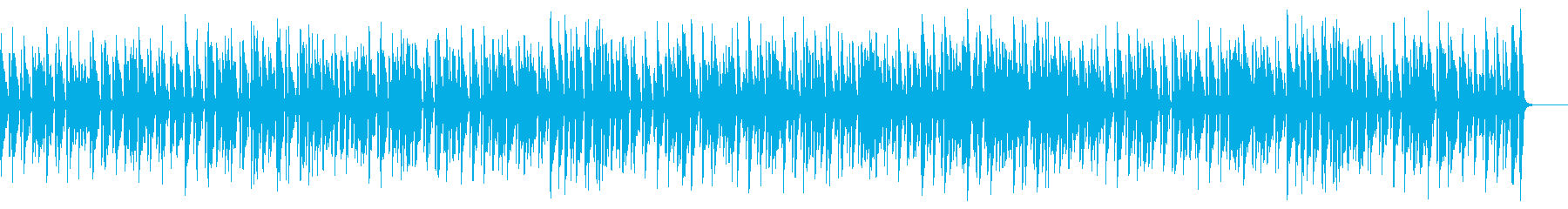 A masterpiece with a light and fashionable bossa nova's reproduced waveform