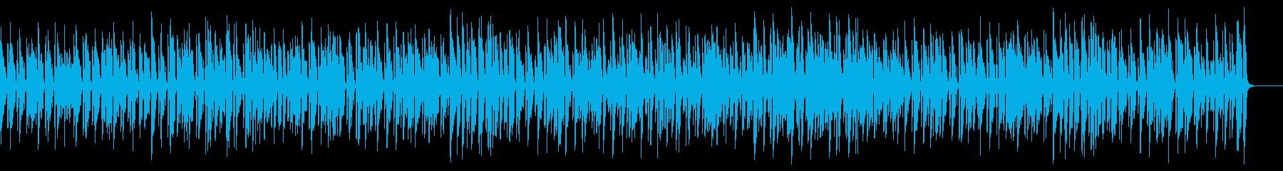 軽やかでお洒落なボサノバで名曲の再生済みの波形