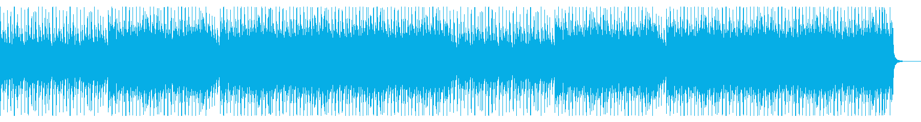No strings Tetsukoto WIND Refreshing's reproduced waveform