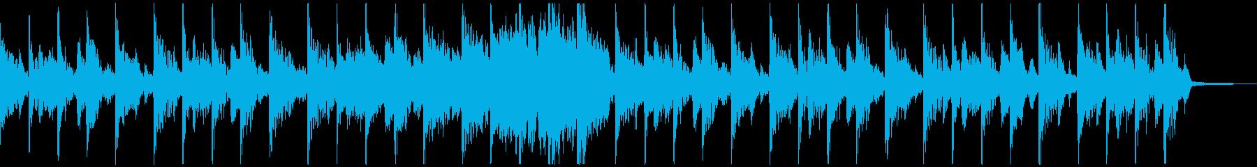 【CM】クールでオシャレなBGM・13の再生済みの波形