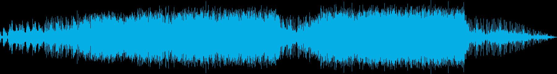エアリアル センチメンタル アクシ...の再生済みの波形