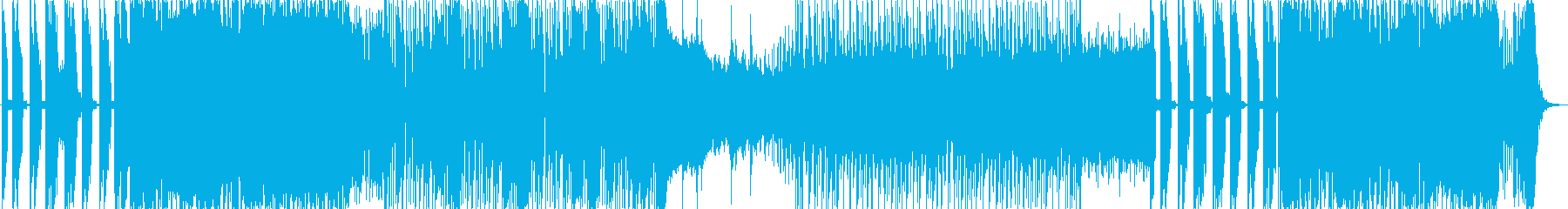 パワーギターリフ…最後の素晴らしい...の再生済みの波形