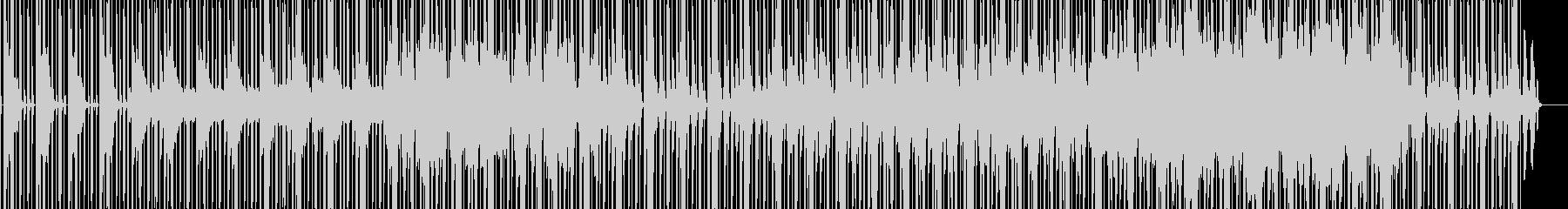 jazz/lo-fi/chillhopの未再生の波形
