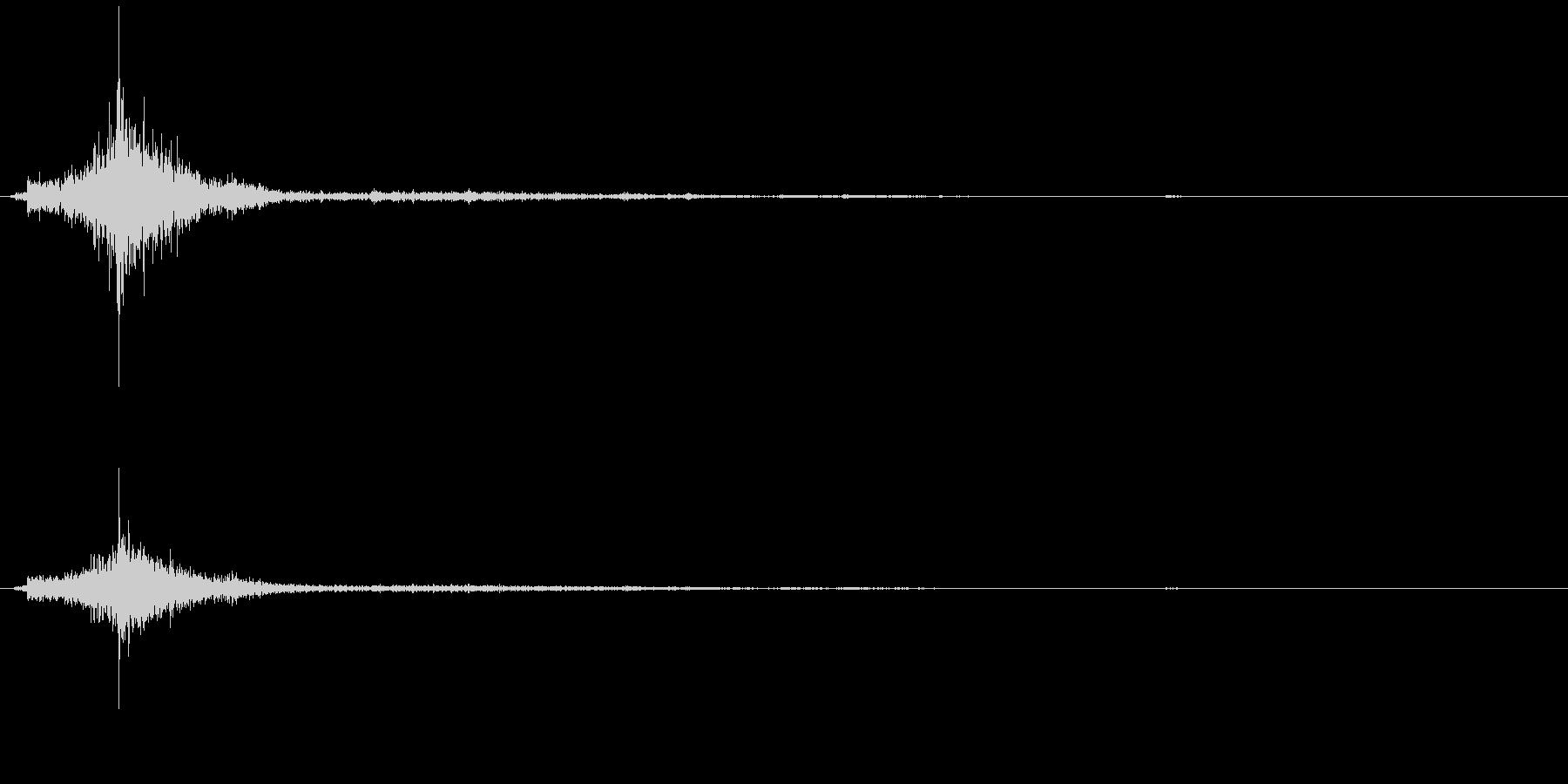 【機械/ロボット系014】装着系の未再生の波形