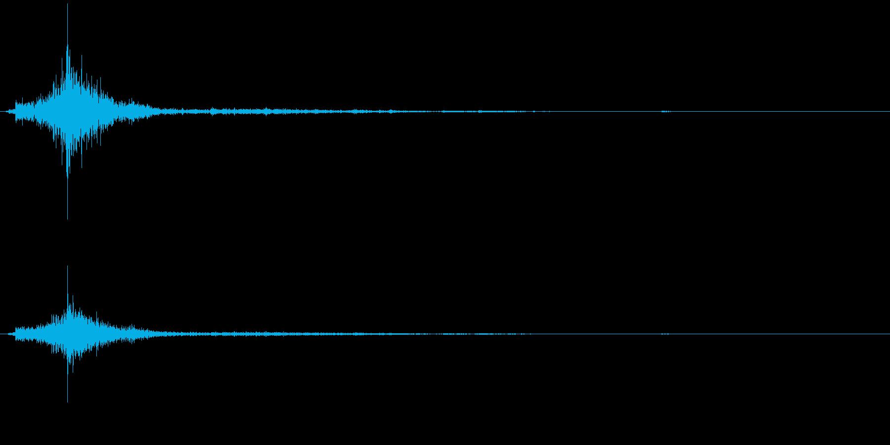 【機械/ロボット系014】装着系の再生済みの波形