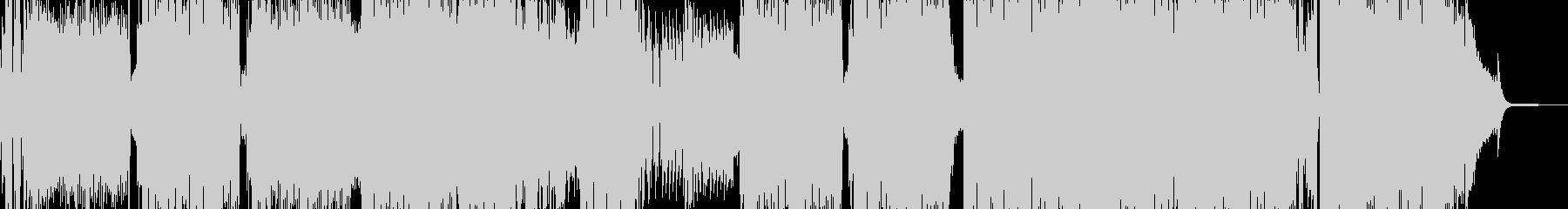 民族コミカル・スピードテクノ 短尺★の未再生の波形
