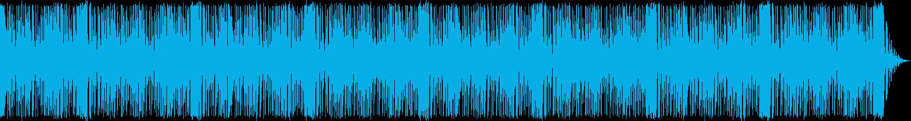 明るい定番のブラスセクション!の再生済みの波形