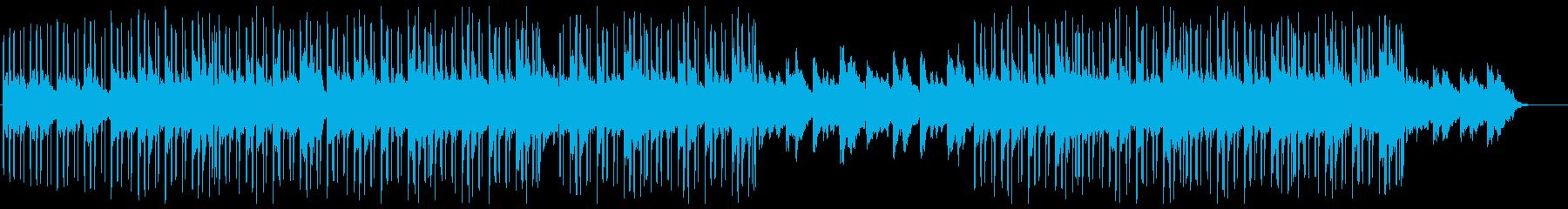 おしゃれ/透明感/ゆったり/R&B01の再生済みの波形