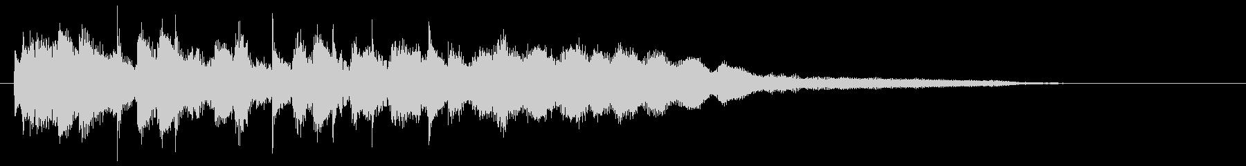 アイキャッチ 23(オールディーズ風)の未再生の波形