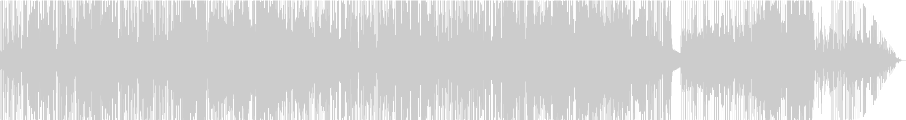 本物のホーンセクションとグルーヴィ...の未再生の波形