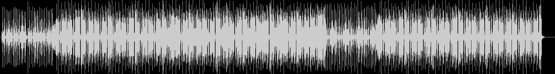 Cosmic synthesizer pop sound's unreproduced waveform