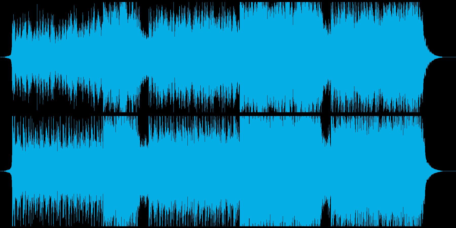 現代的 交響曲 室内楽 コーポレー...の再生済みの波形