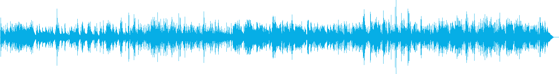 愛しい人を想い奏でるムーンライトジャズの再生済みの波形