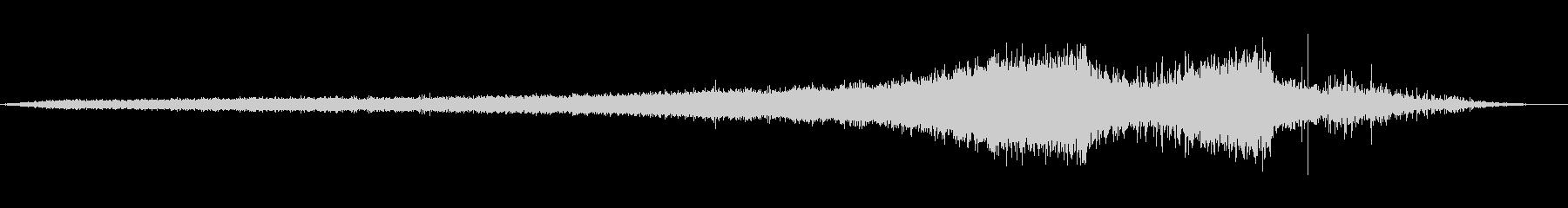 ジェットスキー:950 CC:EX...の未再生の波形
