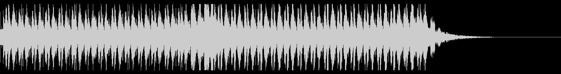 夏!トロピカルハウス <CMサイズ>の未再生の波形