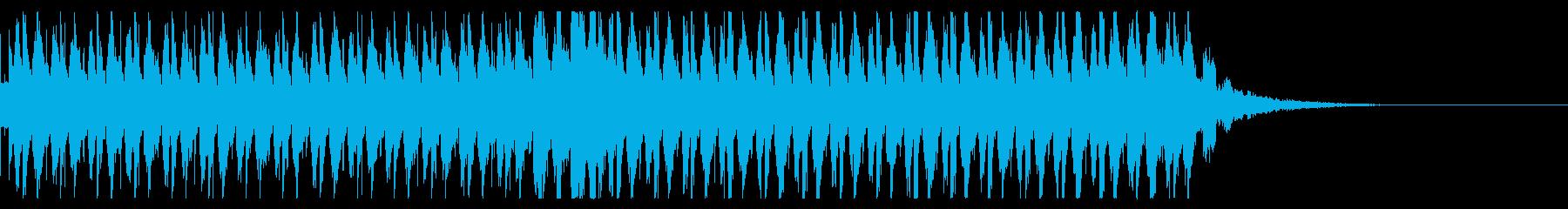 夏!トロピカルハウス <CMサイズ>の再生済みの波形