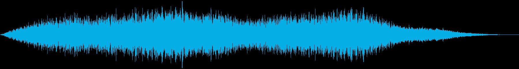 エネルギーフィールドスペースフォー...の再生済みの波形