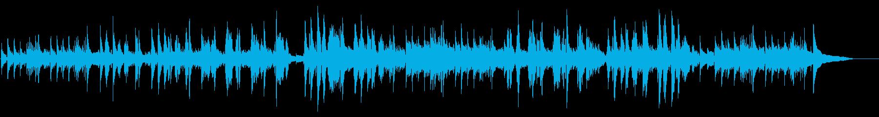 ひとみとひとみの再生済みの波形