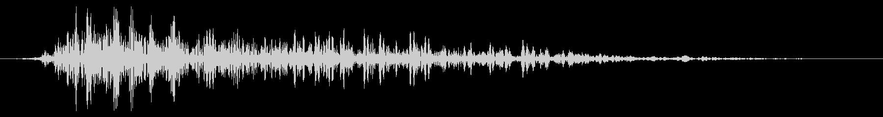 ワーム モンスター ゲーム ダメージ 中の未再生の波形