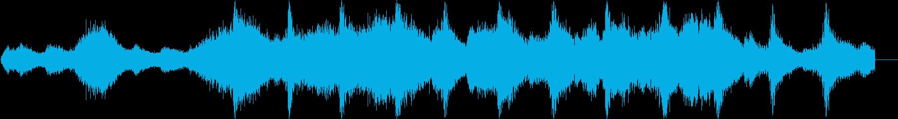 テクスチャを予感させる、これはうだ...の再生済みの波形