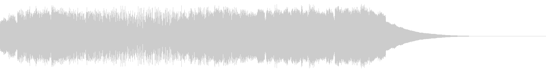 パチンコ的アイテム獲得音06(電子音)の未再生の波形