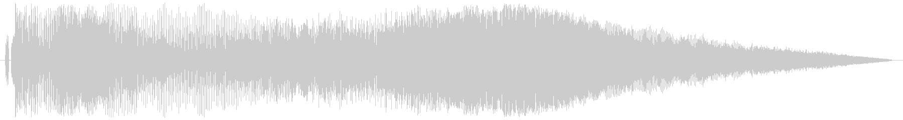 【レース05】ド迫力のエンジン効果音!の未再生の波形