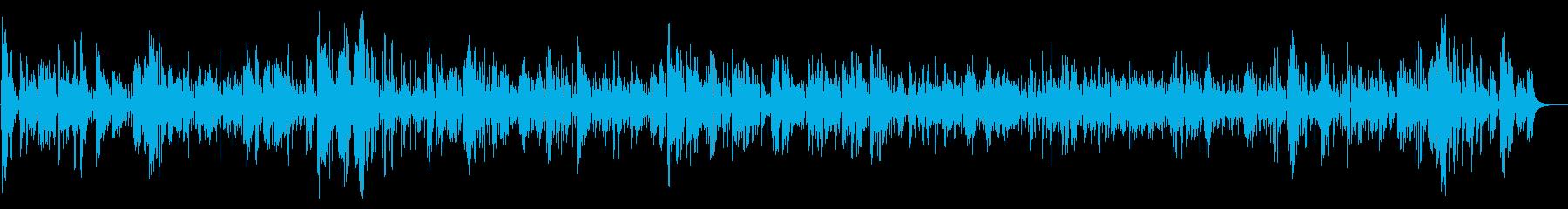 JAZZ|配信・TV・動画・イベント用の再生済みの波形
