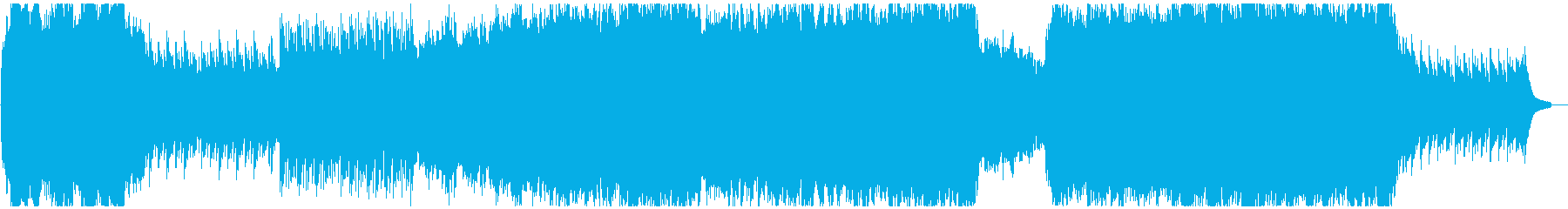 切ない/悲哀/ファンタジー/オーケストラの再生済みの波形
