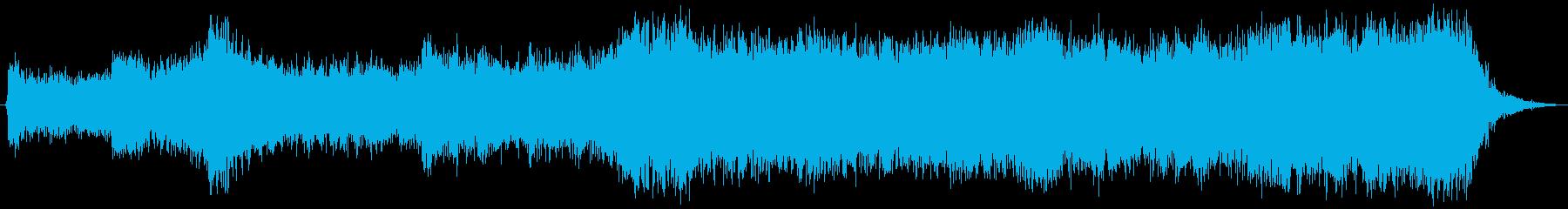 Planet Earthのショート版の再生済みの波形