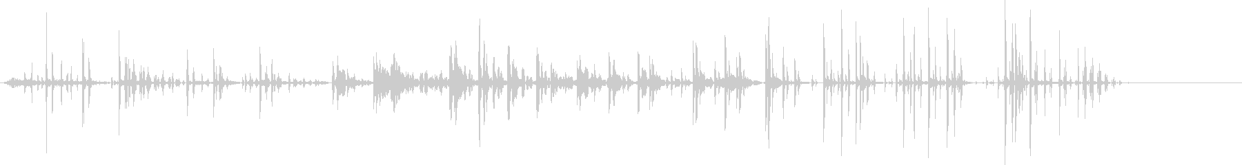 【SF】【機械】 奇妙な音_09 バグの未再生の波形