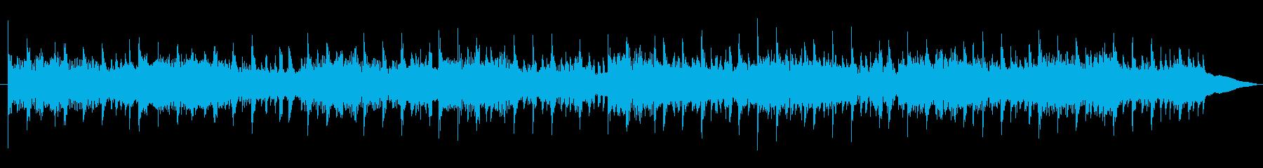 電気楽器。確実で確実な配達。声のサ...の再生済みの波形