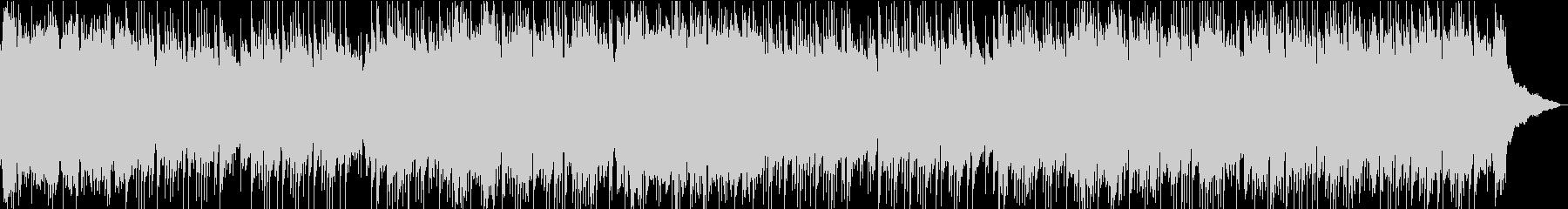 切ないメロディーのワルツの未再生の波形