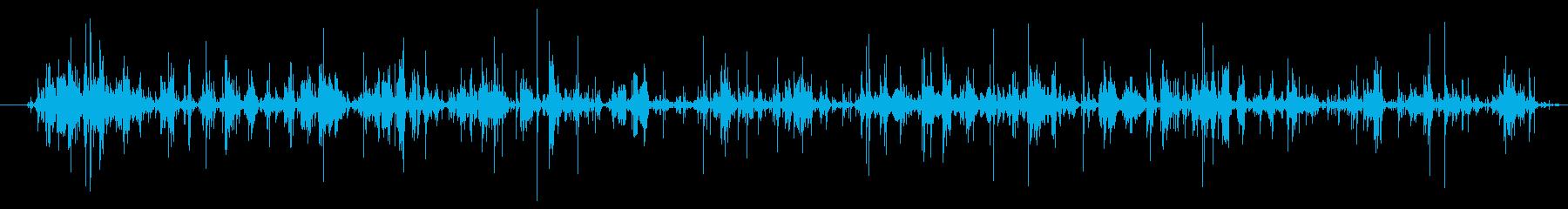 キー キーホルダー大ガラガラエアシ...の再生済みの波形