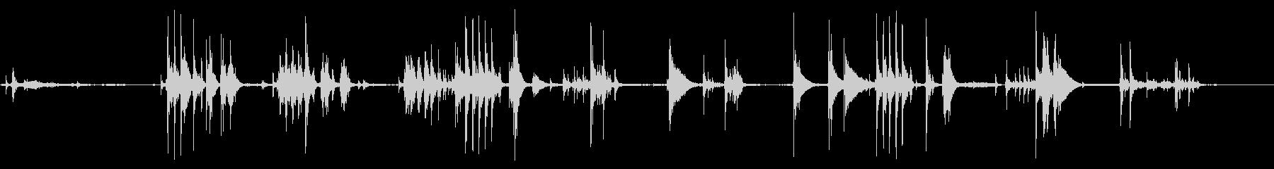 1973ピンボールマシン:ロングプ...の未再生の波形