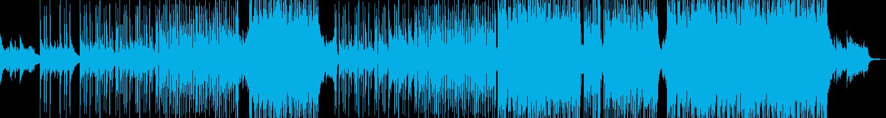希望・涙を笑顔に R&B・エレキ無 Lの再生済みの波形