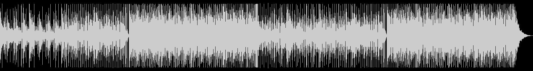 メロウなディスコ。の未再生の波形