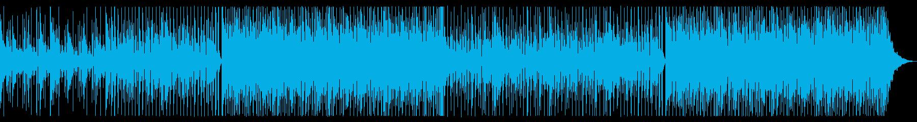 メロウなディスコ。の再生済みの波形
