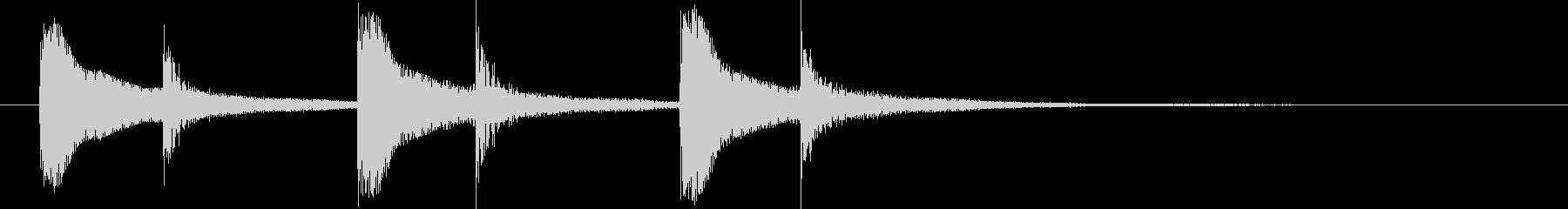 ドラム/ティンバレス フィルイン 28の未再生の波形