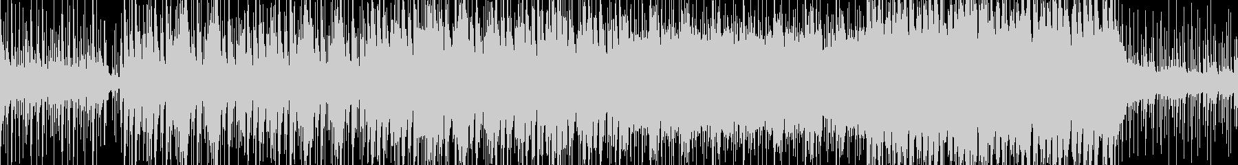 【ループ】和楽器×タブラのゆったりBGMの未再生の波形