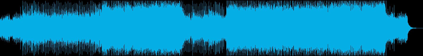 ポップ テクノ ロック モダン 代...の再生済みの波形