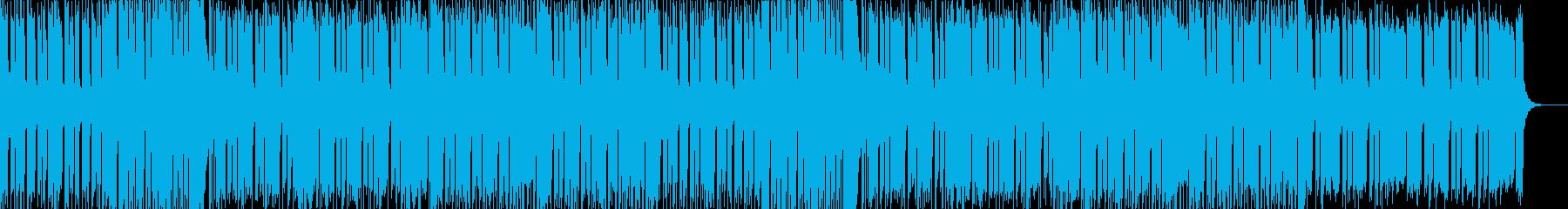 ポップなクラブミュージック 2の再生済みの波形