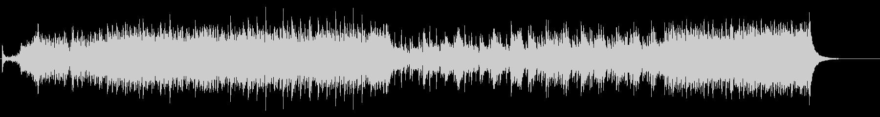 【和風】和楽器のみをによる荒々しい曲Aの未再生の波形