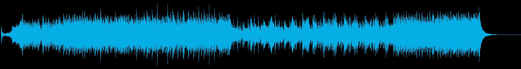 【和風】和楽器のみをによる荒々しい曲Aの再生済みの波形