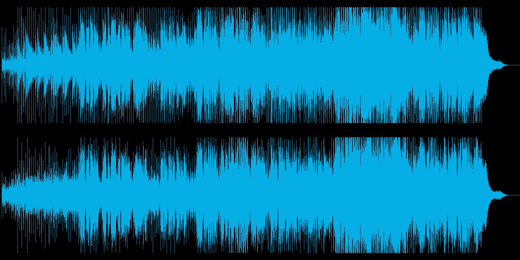 kachaの再生済みの波形