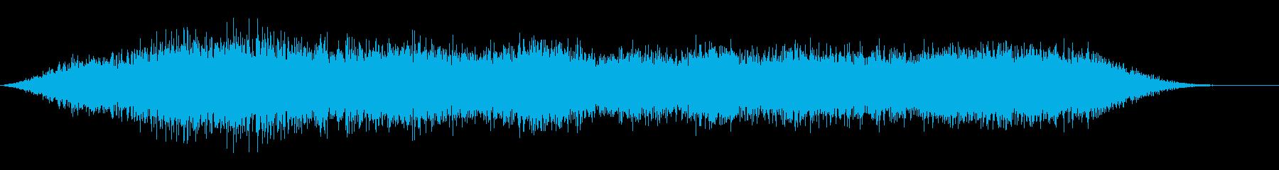 風(環境音)_やや強め_000の再生済みの波形