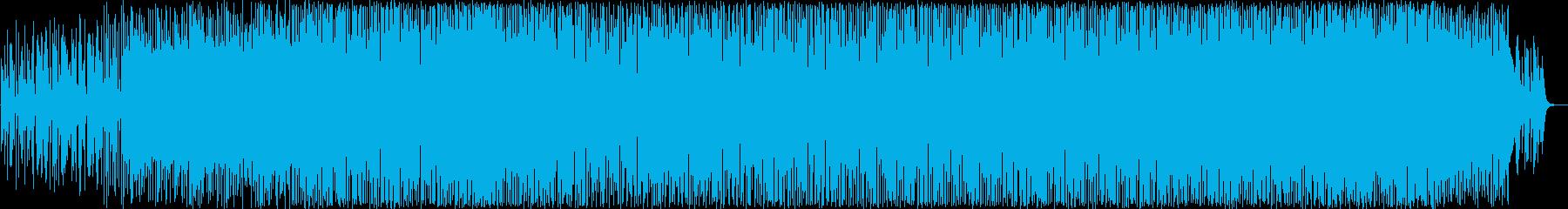 動画 サスペンス アクション 楽し...の再生済みの波形