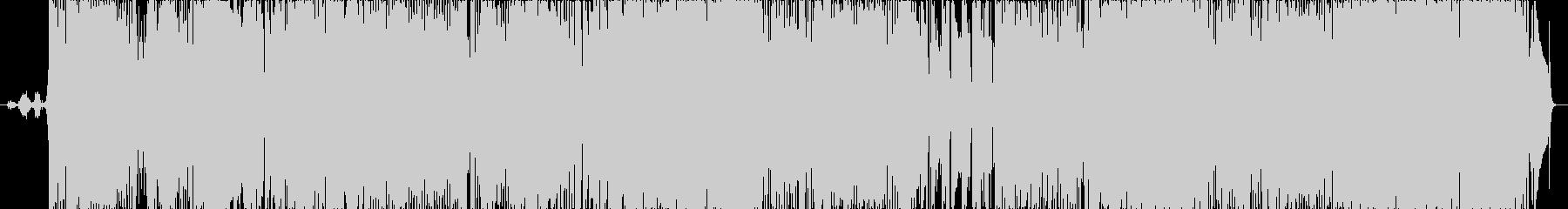 AKOGAREの未再生の波形